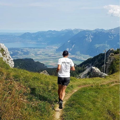 running in Switzerland courir sightrunning run touristique