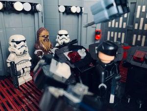 LEGO Death Star Detention Block