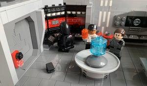 LEGO Death Star Control Room