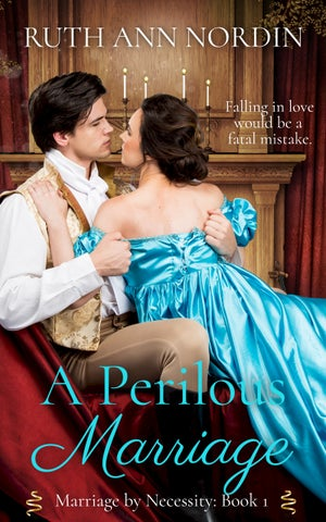 A Perilous Marriage ebook cover