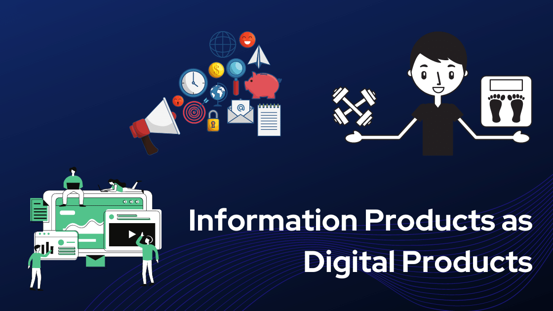 Information Products as Digital Products