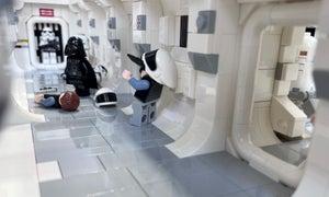 LEGO Tantive IV MOC