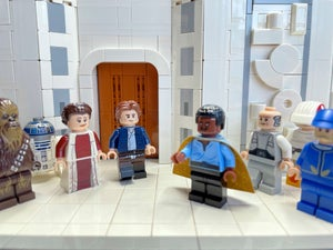LEGO Bespin Cloud City MOC
