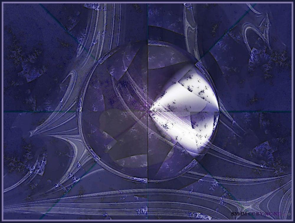 Dust: Fractal Art by Shawn Michel de Montaigne